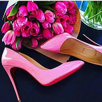 Женские туфли CHRISTIAN LOUBOUTIN  (реплика), фото 1