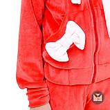 Красивый Велюровый Спортивный костюм  для девочки 110-140р, фото 3