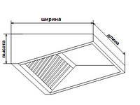 Зонт пристенный СНЕК 60х80