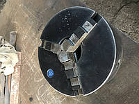 Патрон токарный TOS 250 на планшайбу, фото 1