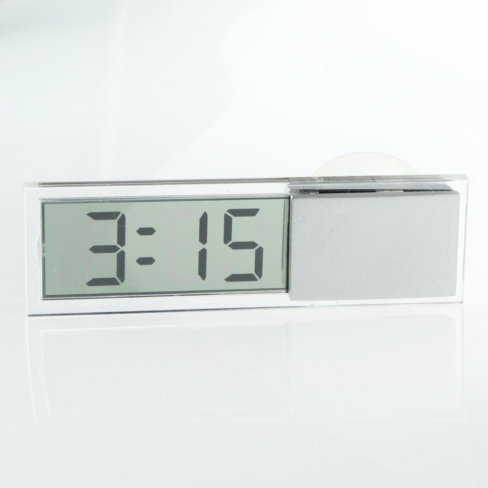 Электронные мини часы в автомобиль