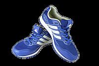 Мужские кроссовки adidas (адидас) adizero прогулочные  спорт 7 g9113-1 голубое   летние