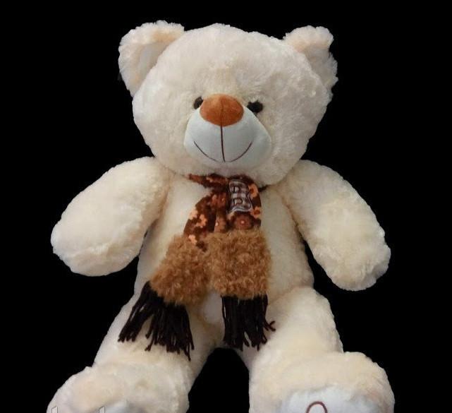 Отличный подарок для взрослых и детей плюшевый Мишка 41 см мягкая игрушка качественная