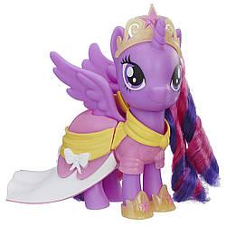 Игровой набор My Little Pony. Snap-On Fashion Twilight Sparkle (Твайлайт Спаркл - с одеждой и аксессуарами)