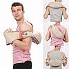 Роликовий масажер для шиї і спини інфрачервоний підігрів Massager of Neck Kneading 55w, фото 2