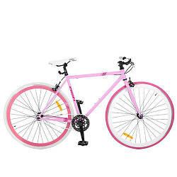 """Велосипед 28"""" Profi FIX26C701-2 Розовый (intFIX26C701-2)"""