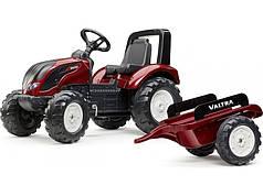 Педальний трактор Falk 4000AB VALTRA S4 (3-7)