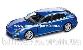 Модель автомобіля Porsche Panamera Sport Turismo 4S Diesel, Scale 1:43