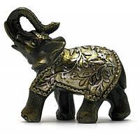 Слон (8х7х3,5 см) , Статуэтки и фигурки