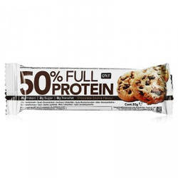 QNT_50% Full Protein Bar 50 г - Chocolate Cookie