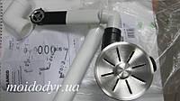 Евро вентиль Blanco с переливом для кухонной мойки
