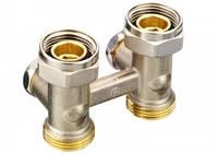 Запорный клапан RLV-KS для монтажа на отопительном приборе с нижним подключением прямой, DANFOSS, 003L0220