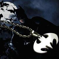 Кулон, подвеска Бэтмен Batman Марвел Комиксы Marvel Comics