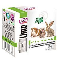 LoLo Pets Минеральный камень для грызунов и кроликов