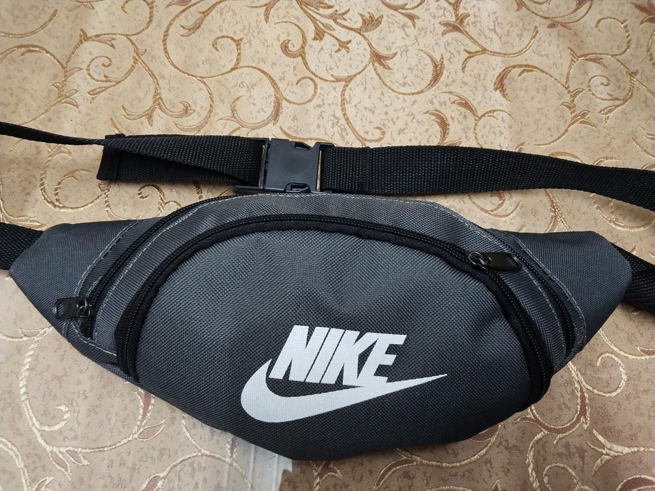 10adbaf8 (16*36)Сумка на пояс nike Спортивные барсетки сумка бананка поясные сумки  только оптом