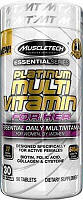 MuscleTech Essential Series Platinum Multivitamin For Her - 90 Tablets