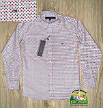 Костюм для мальчика 7-8 лет: светлая рубашка и темные брюки, фото 2