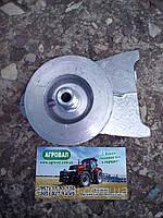 Крепление фильтра 245-1117081 (МТЗ, Д-240) тонкой очистки топлива