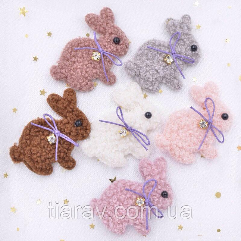 Шпильки для волосся , дитяча шпилька для волосся кролик, модні прикраси дитячі