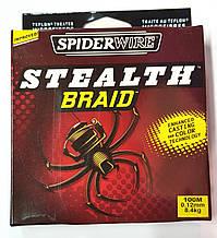 Плетінка Spider 100 m 0.12 mm