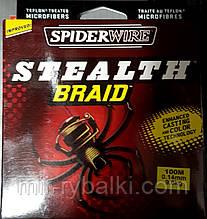 Плетінка Spider 100 m 0.14 mm