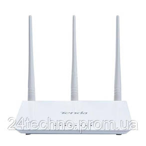Wi-Fi роутер Tenda N300 F3, фото 2