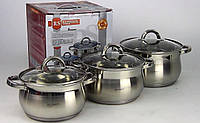 Набор посуды Rainstahl RS 1637-06  6 предметов
