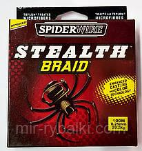 Плетенка Spider 100 m 0.25 mm