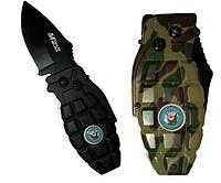 Зажигалка - нож. Турбо зажигалка + выкидной нож., фото 1