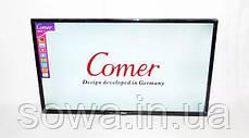 "✔️ Телевизор Comer - диагональ 43"" дюйма + Smart TV + Т2. Гарантия 12 мес!, фото 2"