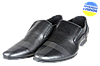 Мужские туфли модельные intershoes 14o575 черные   весенние