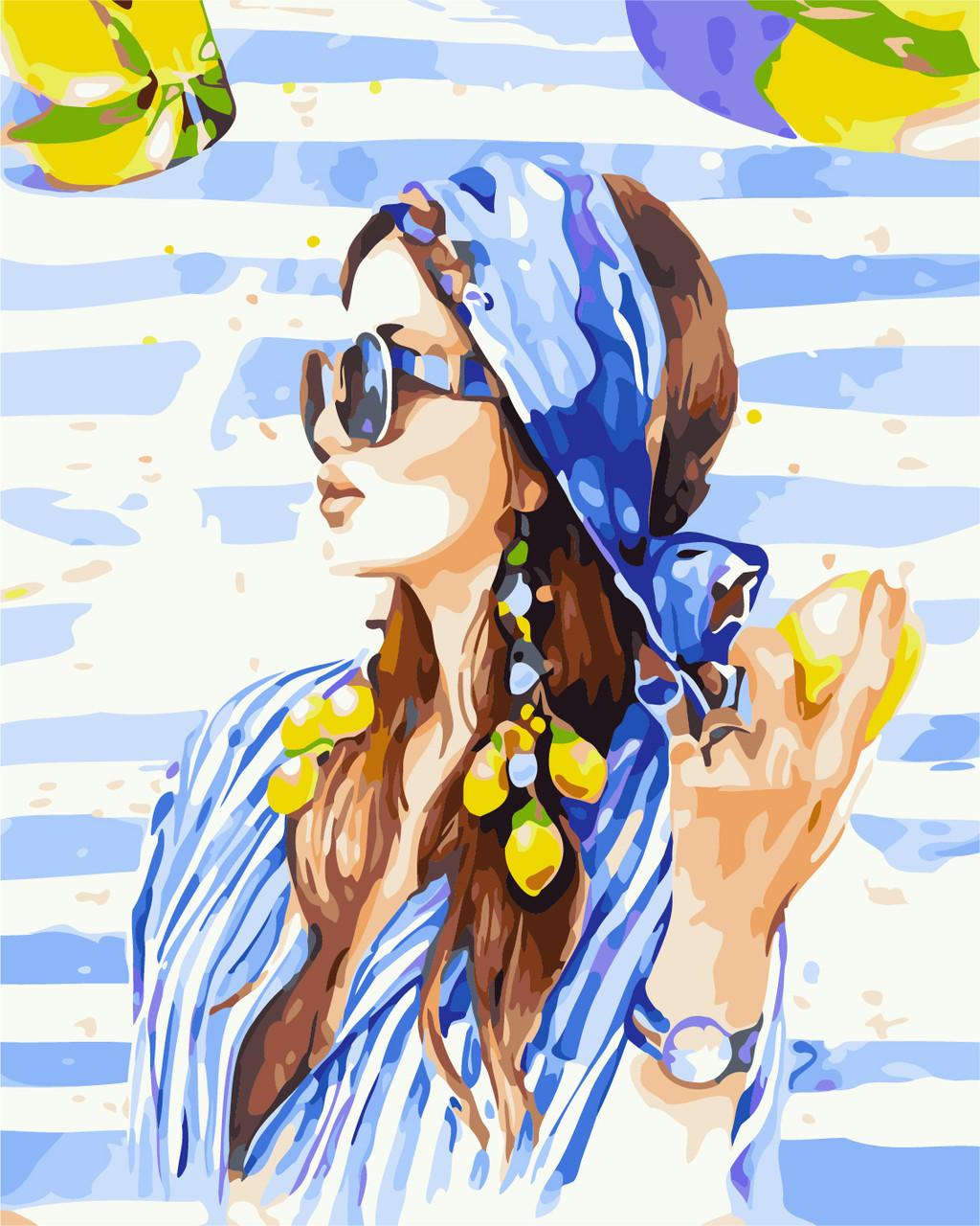 Картина по номерам Летние краски 40 х 50 см (AS0296)