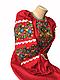 """Женская вышитая рубашка """"Беатрис"""" BI-0034, фото 2"""