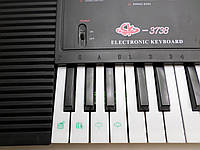 Пианино синтезатор детский с микрофоном