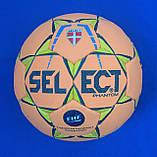 М'яч гандбольний для дітей SELECT Phantom (розмір 1), фото 2