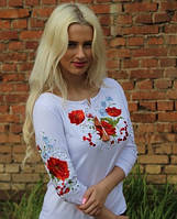 Жіночі вишиті футболки в Украине. Сравнить цены ef86e5294d959
