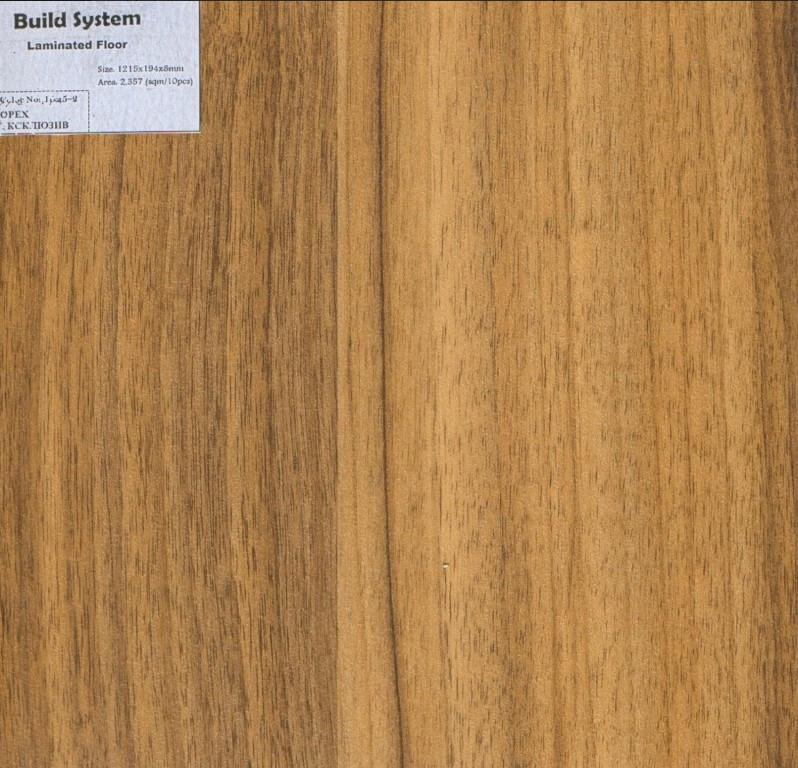 Ламинат Орех Эксклюзив 32класс 8мм ( 1215х194 мм)