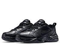Кроссовки мужские Nike Air Monarch IV 415445-001 Черный