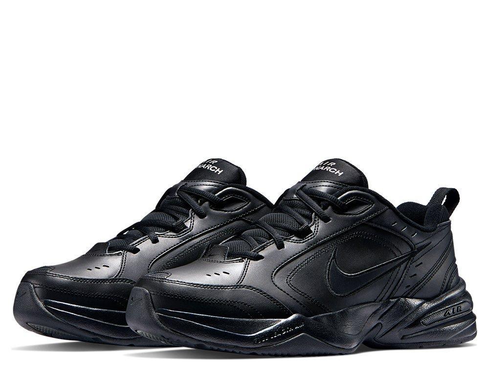 a48da180 Кроссовки мужские Nike Air Monarch IV 415445-001 Черный 41 (8 US) 26см