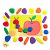 Радужная галька для малышей с карточками EDX education (13209), фото 5