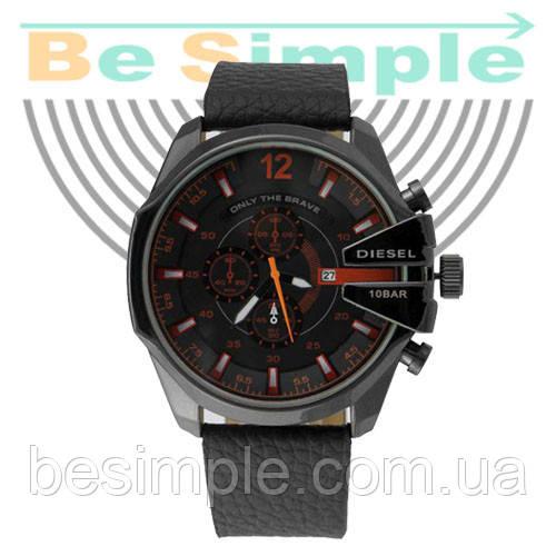 Наручные часы Diesel Brave Black