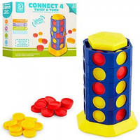 Детская развивающая настольная игра Твистер Metr+ THS-143