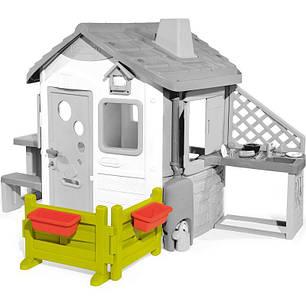 Парканчик для будиночка Smoby Neo Jura 810904, фото 2