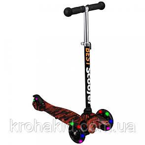 Самокат Best Scooter  1203  Mini  Графический рисунок, фото 2