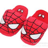 """Тапочки игрушки для кигуруми человек паук """"spiderman"""""""