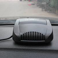 Обогреватель-вентилятор 2 в 1 от прикуривателя в авто