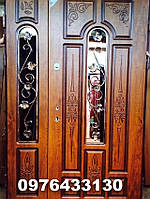Двері вхідні металеві Українські