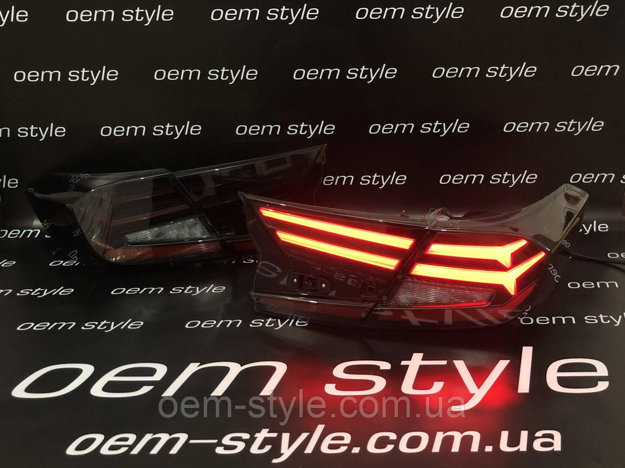 LED оптика Honda Accord 10 2018+