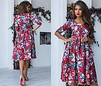 Модное женское платье  размер 42-46