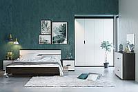 Модульная система для спальни «Мария» Мир Мебели